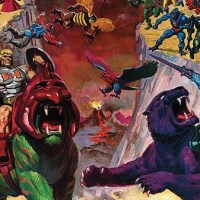 Review - He-Man & the Masters of the Universe: Character Guide and World Compendium HC (Dark Horse)