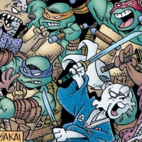 Review - TMNT/Usagi Yojimbo (one-shot) (IDW Publishing)
