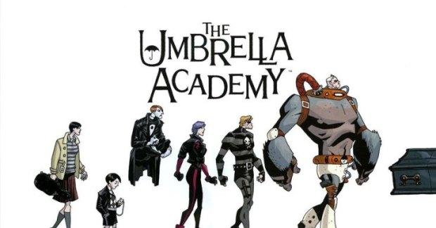 Dark Horse Comics And Studio71 Developing Umbrella Academy