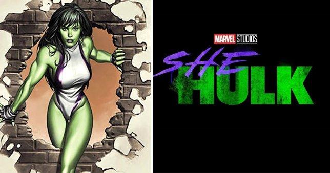 She-Hulk женщина халк