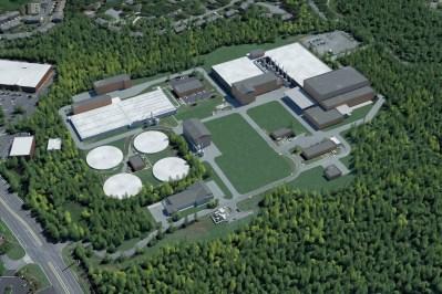 New Facility Layout