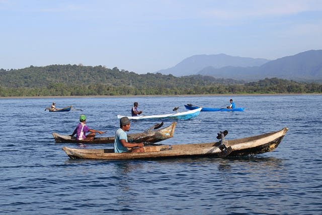 An integrated data pipeline for smallscale fisheries
