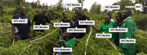 What 100,000 African farmers can teach us about social networks