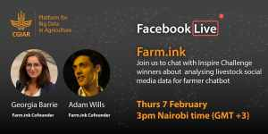 Up close and personal with Farm.ink founders, transforming how African farmers receive information