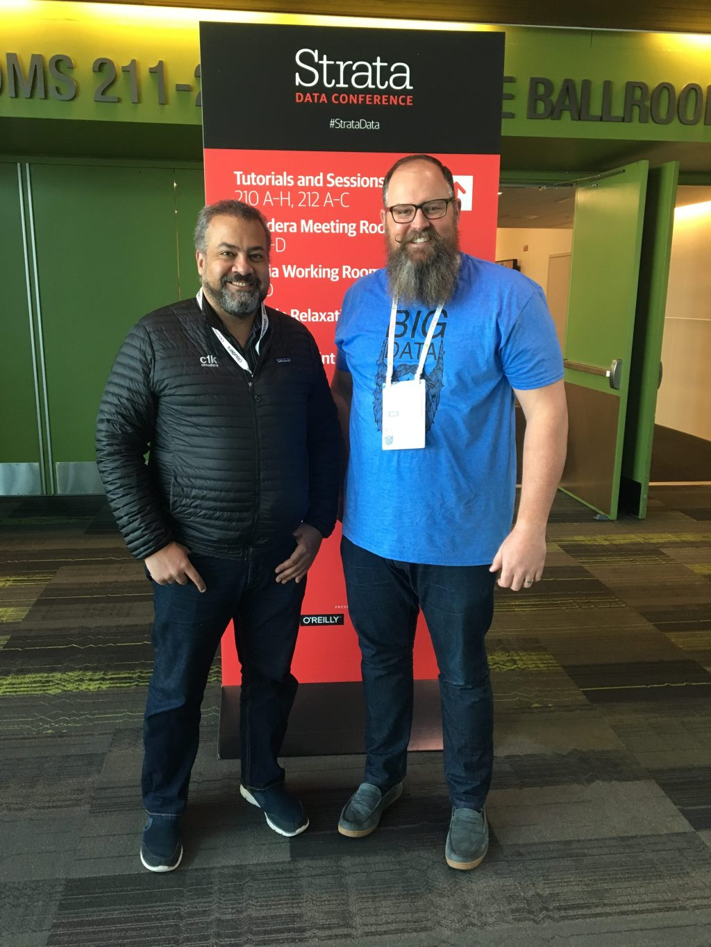 """BDB Podcast Ep:23 """"A Glimpse Under the Hood of Cloudera with Amr Awadallah"""""""