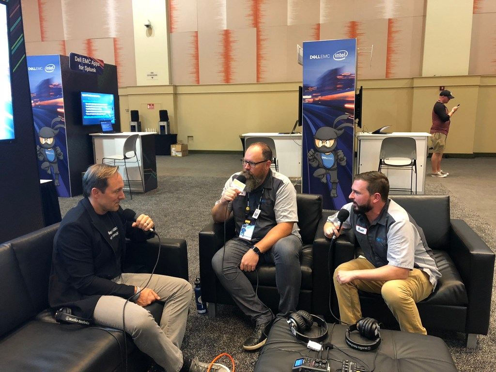 BDB Podcast EP 47 – A view from the top… Splunk CEO Doug Merritt talks to the Big Data Beard