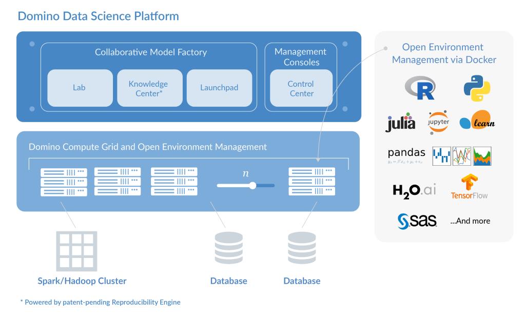 Domino Data Lab: The Data Science Platform