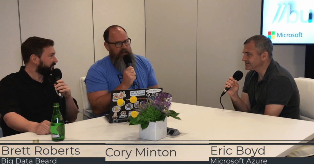 Microsoft's Azure AI Announcements with Eric Boyd