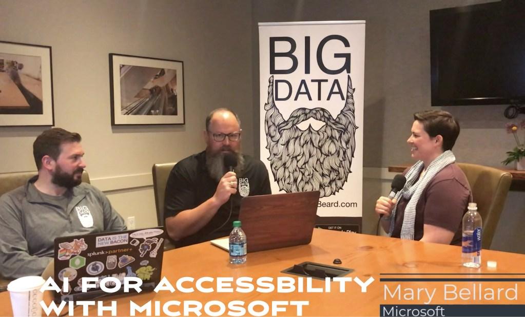 AI for Accessibility at Microsoft
