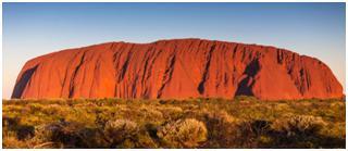 Uluru (formerly Ayers Rock)