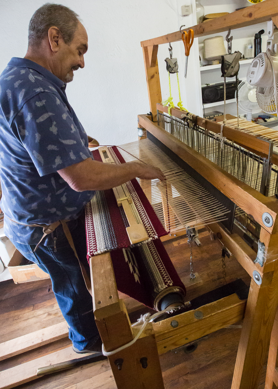 Chimayo New Mexico  Ortega Weavers  Into the Mystic  Travels  Photography