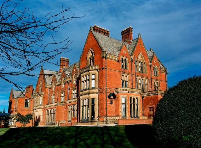 Wroxhall-Abbey