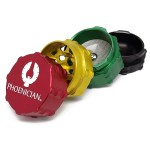 Phoenician Herbal Grinder - Small 4 Piece