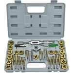 Neiko 00911A Tap and Die Set, Premium