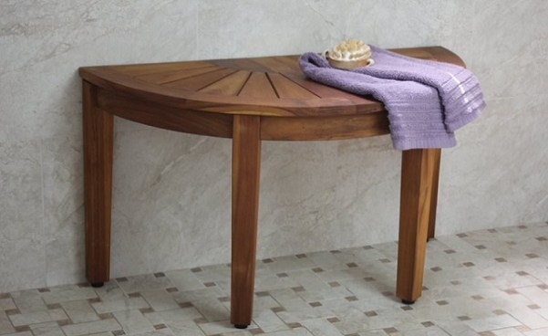 How To Build A Shower Bench Seat