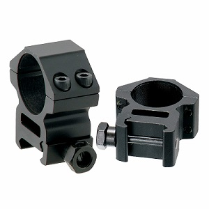 AccuShot Picatinny 2-Piece 1-inch Rings