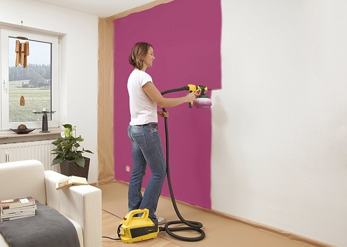 how to prepare interior wall for painting. Black Bedroom Furniture Sets. Home Design Ideas