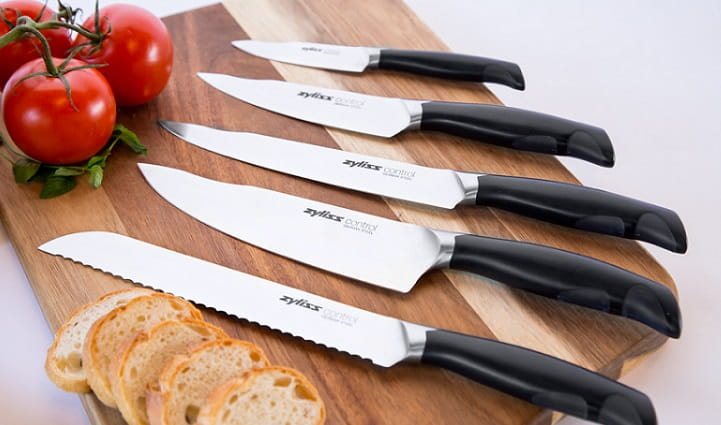 kitchen knives sets real wood cabinets costco best knife set under 100 2019 reviews and top picks