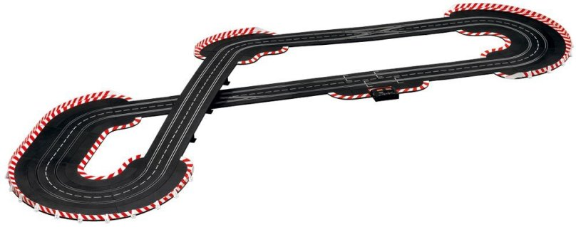 Carrera Digital 124 Slot Cars tracks