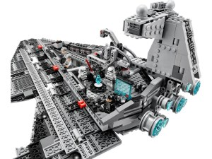 LEGO 75055 Imperial Star Destroyer