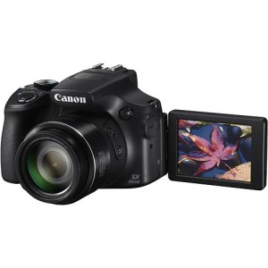 Canon PowerShot SX60 HS - Full HD 65x Optical Zoom Camera