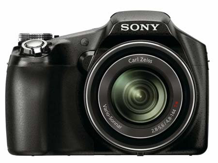 Sony Cyber shot HX100V Digital Camera