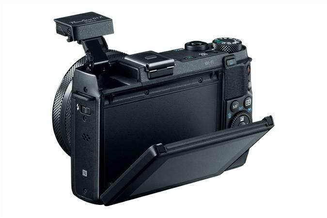 Canon PowerShot G1 X Mark II Advanced Cameras