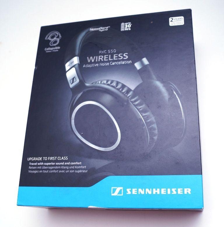 Sennheiser PXC 550 Wireless Bluetooth Headphone PXC 550 Noise Cancelling Headset