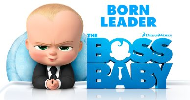 Boss Baby - Academy Awards - Oscar Nominated Movies of 2018