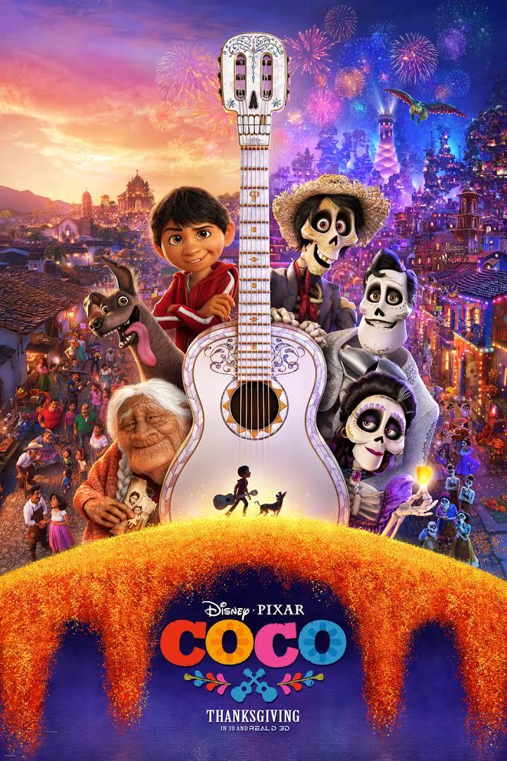 COCO - With heart & humor, Golden Globe winner Coco reminds us that family is foreverCOCO - With heart & humor, Golden Globe winner Coco reminds us that family is forever
