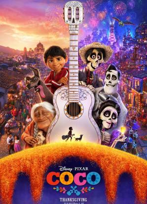 COCO - With heart & humor, Golden Globe winner Coco reminds us that family is forever With heart & humor, Golden Globe winner Coco reminds us that family is forever