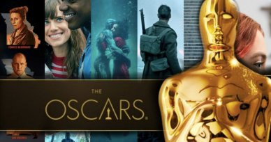 Academy Awards - Oscar Nominated Movies of 2018