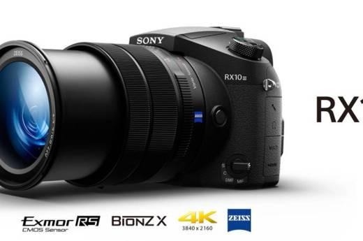 Sony Cyber-shot DSC-RX10 III 20.2 MP 4K Slow Motion with SONY Apps