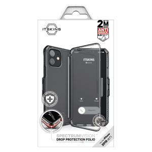 Itskins – Spectrum Vision Clear Case For Apple Iphone 11 – Smoke