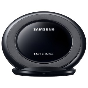 Samsung – Fast Charge Wireless Charging Stand – Black Sapphire