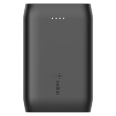 Belkin – Boost Up Charge Multi Port Power Bank 10,000 Mah – Black