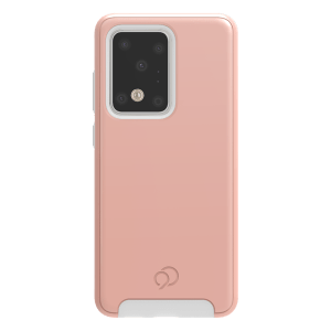 Nimbus9 – Cirrus 2 Case For Samsung Galaxy S20 Ultra – Rose Clear