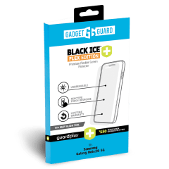 Gadget Guard – Black Ice Plus Flex Screen Protector For Samsung Galaxy Note20 5g – Clear