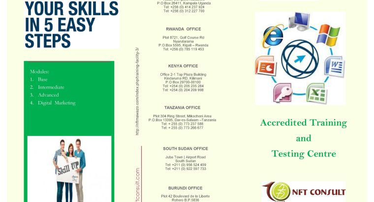 Improve & Certify Your Computer Skills Today!