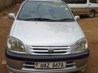 Toyota Raum For Hire