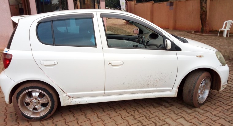 Toyota Vitz For Hire
