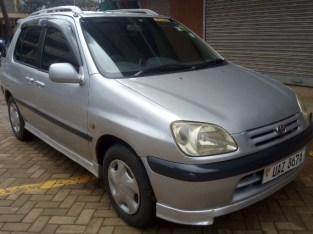 Toyota Raum On Sale