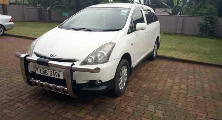 Toyota Wish For Hire