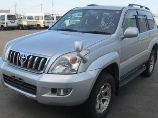 Toyota Prado TX Ronaldo for Hire