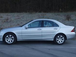 Mercedes Benz W203 For Hire