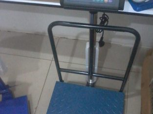 A12E platform weighing scales in kampala