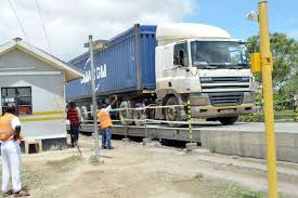 Weighbridges with side guides, video and photo cameras for sale in kampala