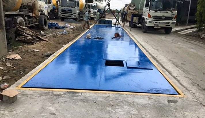 Weighbridges Installed in low-depth pit or above ground in kampala