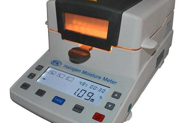 Touch screen halogen moisture analyzers in kampala