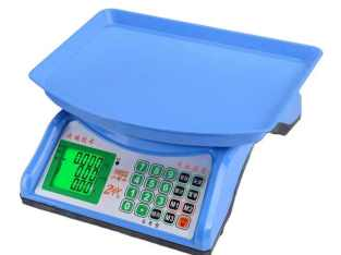 Digital table top 30kg electronic weighing scales